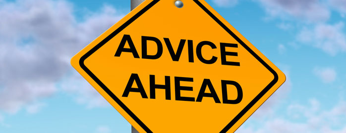 Genuine advice