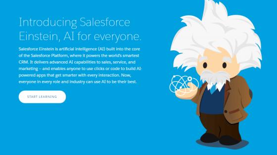 Connexys AI - Salesforce Einstein