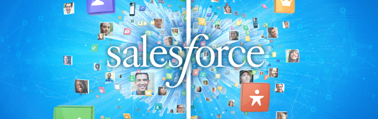 salesforce the power of