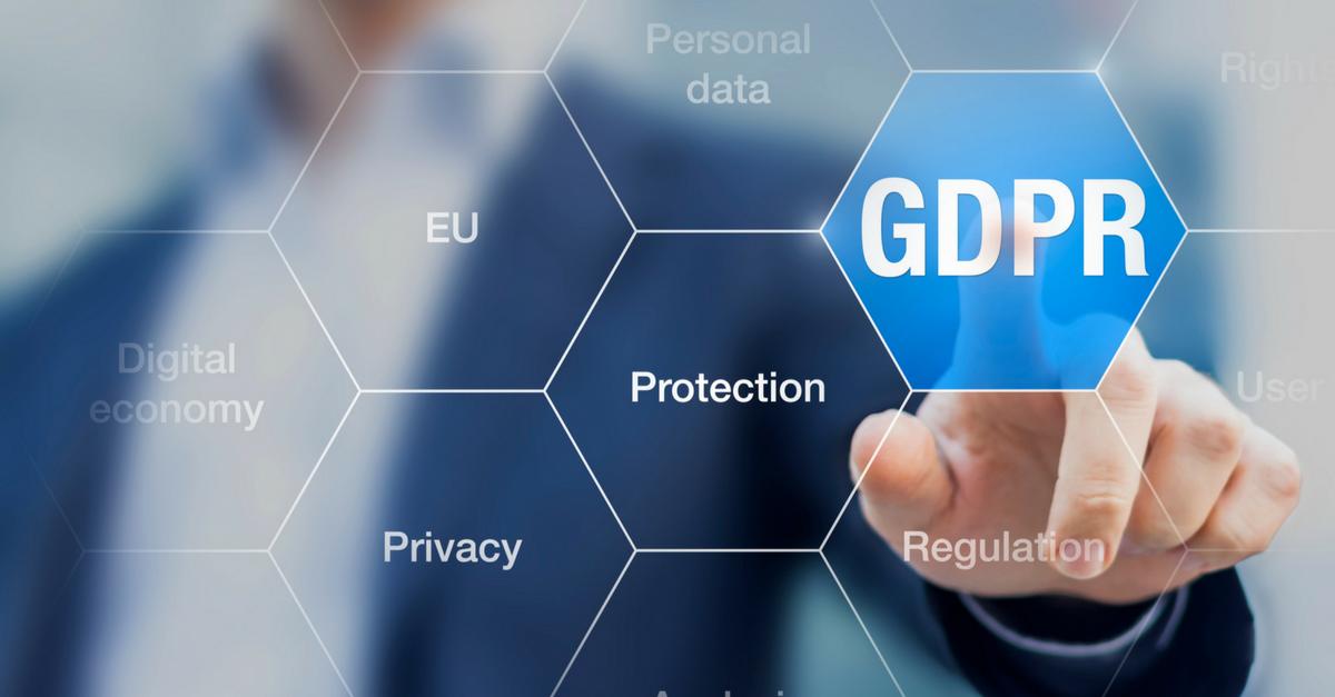 AVG GDPR Rechten betrokkene