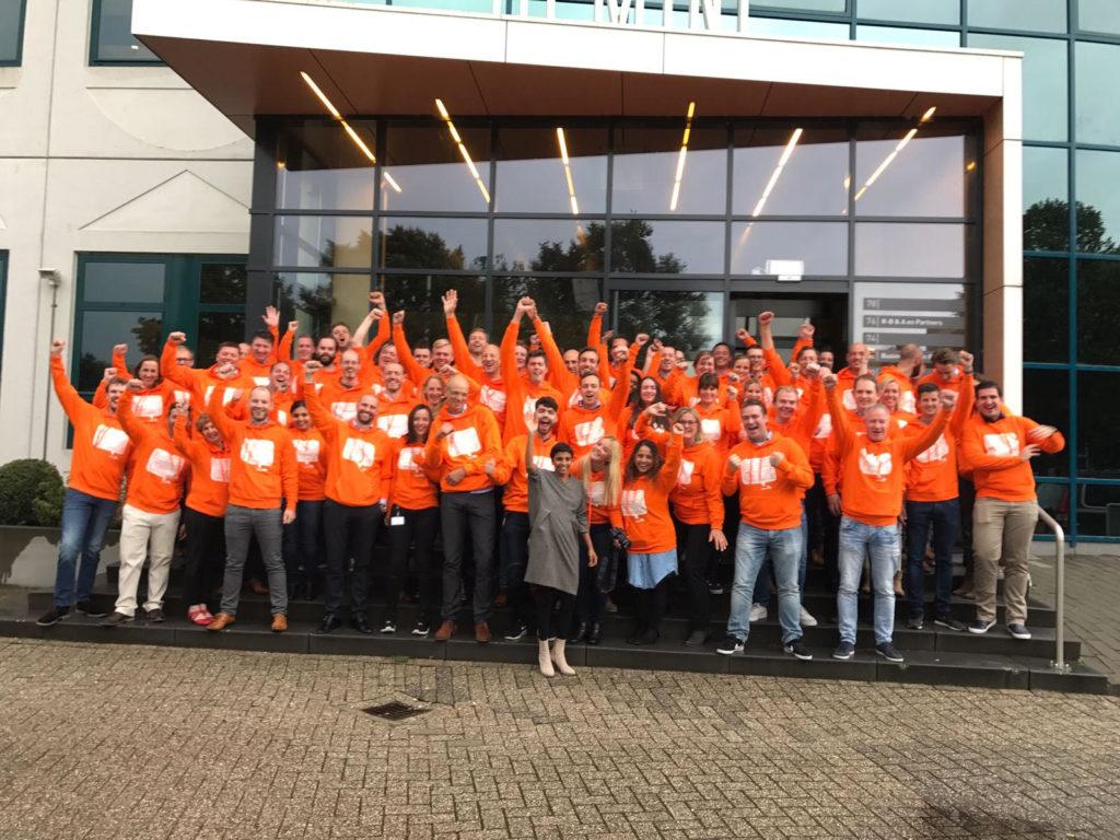 Bullhorn Rotterdam team