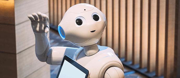 Recruitment Artificial Intelligence Robot