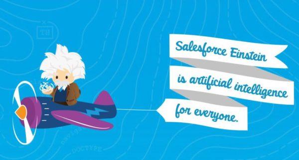 Recruitment Salesforce Einstein