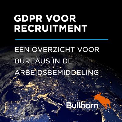 GDPR voor recruitment
