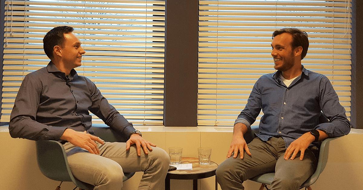 Salesforce interview Roy Hollak
