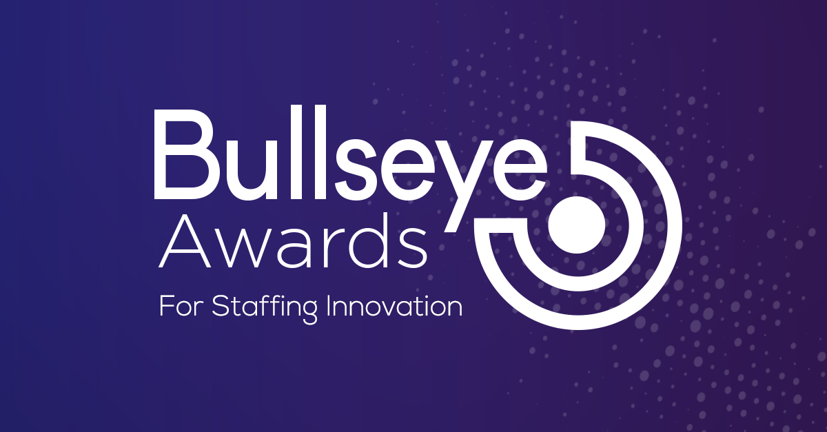 Bullhorn Bullseye Awards recruitment