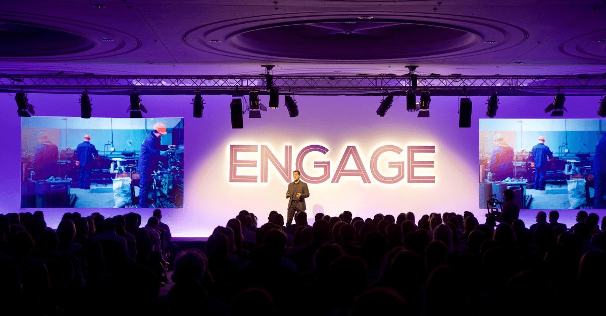 Hoogtepunten Engage London 2018