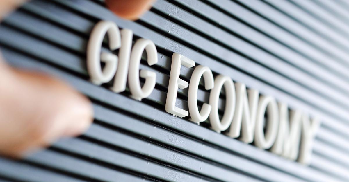 Gig Economy Talent Pool