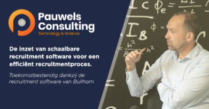 Pauwels Consulting Bullhorn