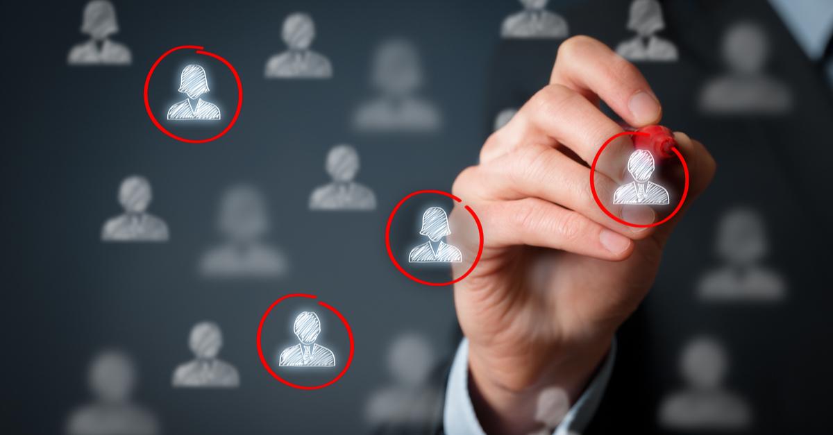 recruiting segmentation