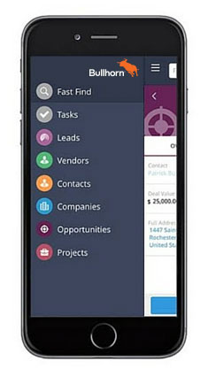 sales force automation mobile
