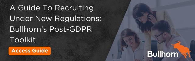 Recruitment GDPR Tips