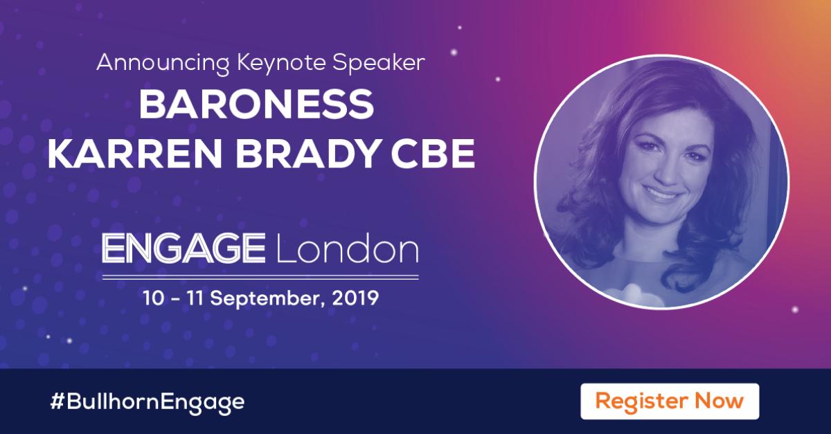 Baroness Karren Brady CBE