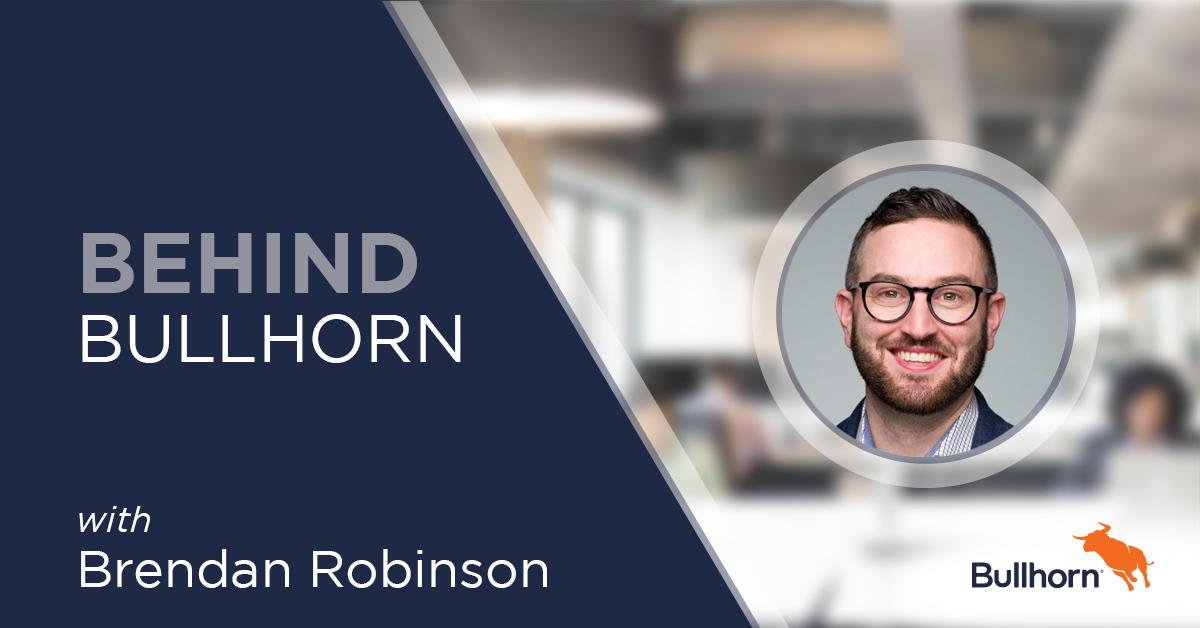 Brendan Robinson - Behind Bullhorn