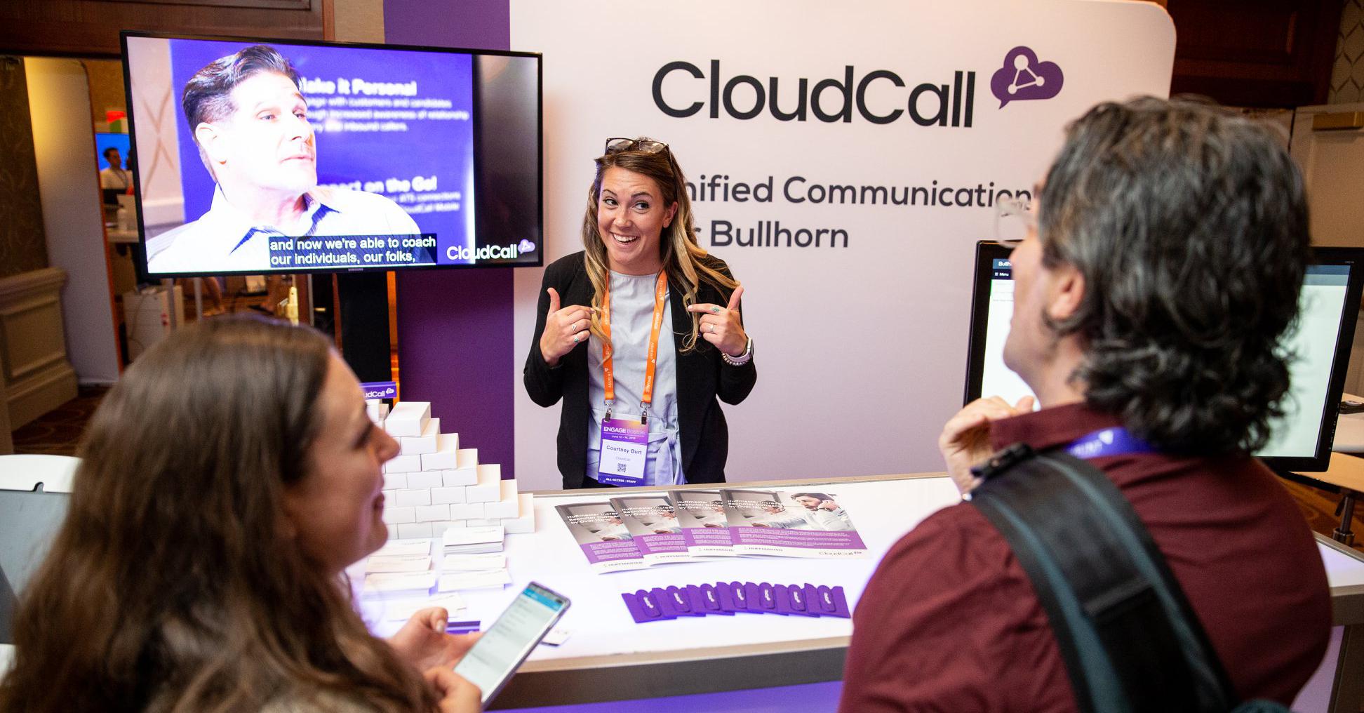 CloudCall_Bullhorn