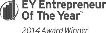 Entrepreneur of the Year Award Winner (New England) image