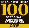 Best 100 Small Companies to Work For image