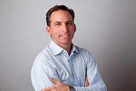 Justin Teague Chief Operating Officer