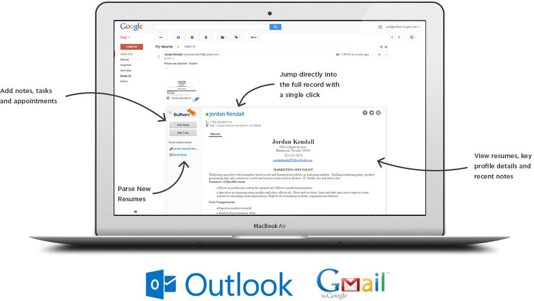 bullhorn for email