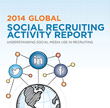 2014 Social Recruiting Activity Report