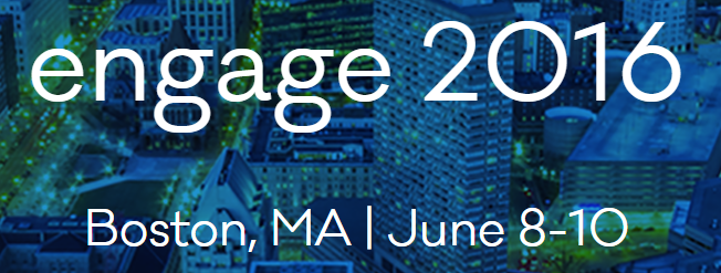 registration for engage 2016