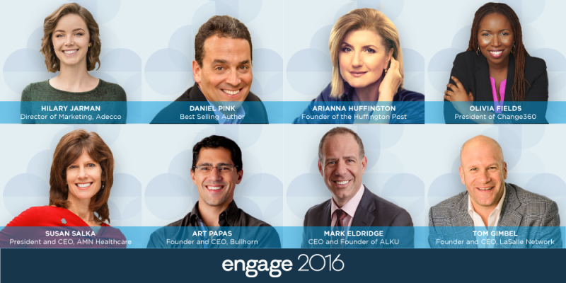 engage 2016 speakers
