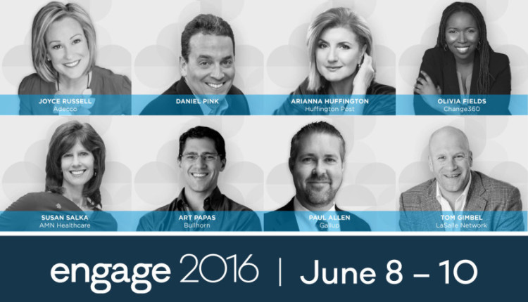 come to engage 2016