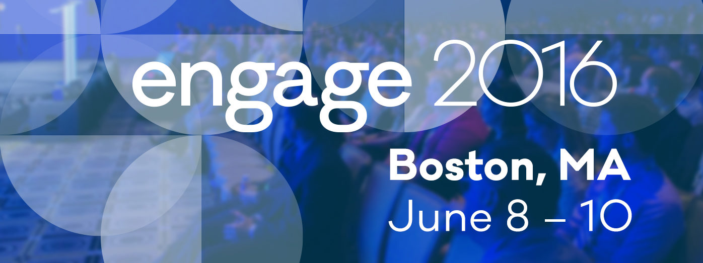 engage 2016 preview