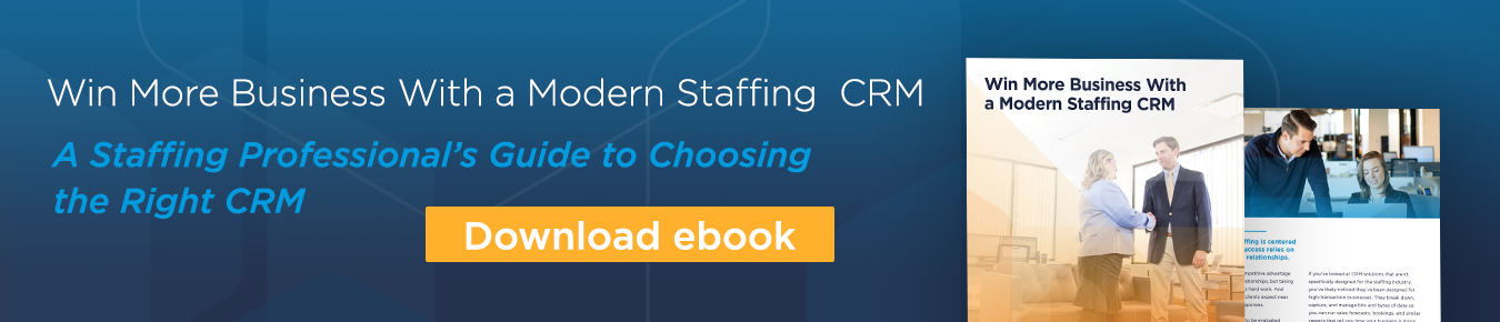 Staffing CRM
