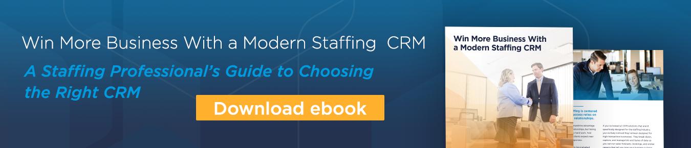 Staffing CRM