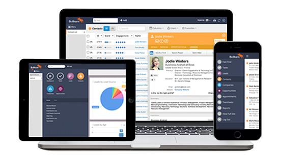 Recruitment Management System Bullhorn
