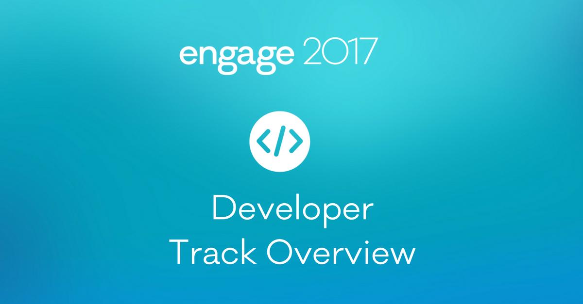 Developer Track