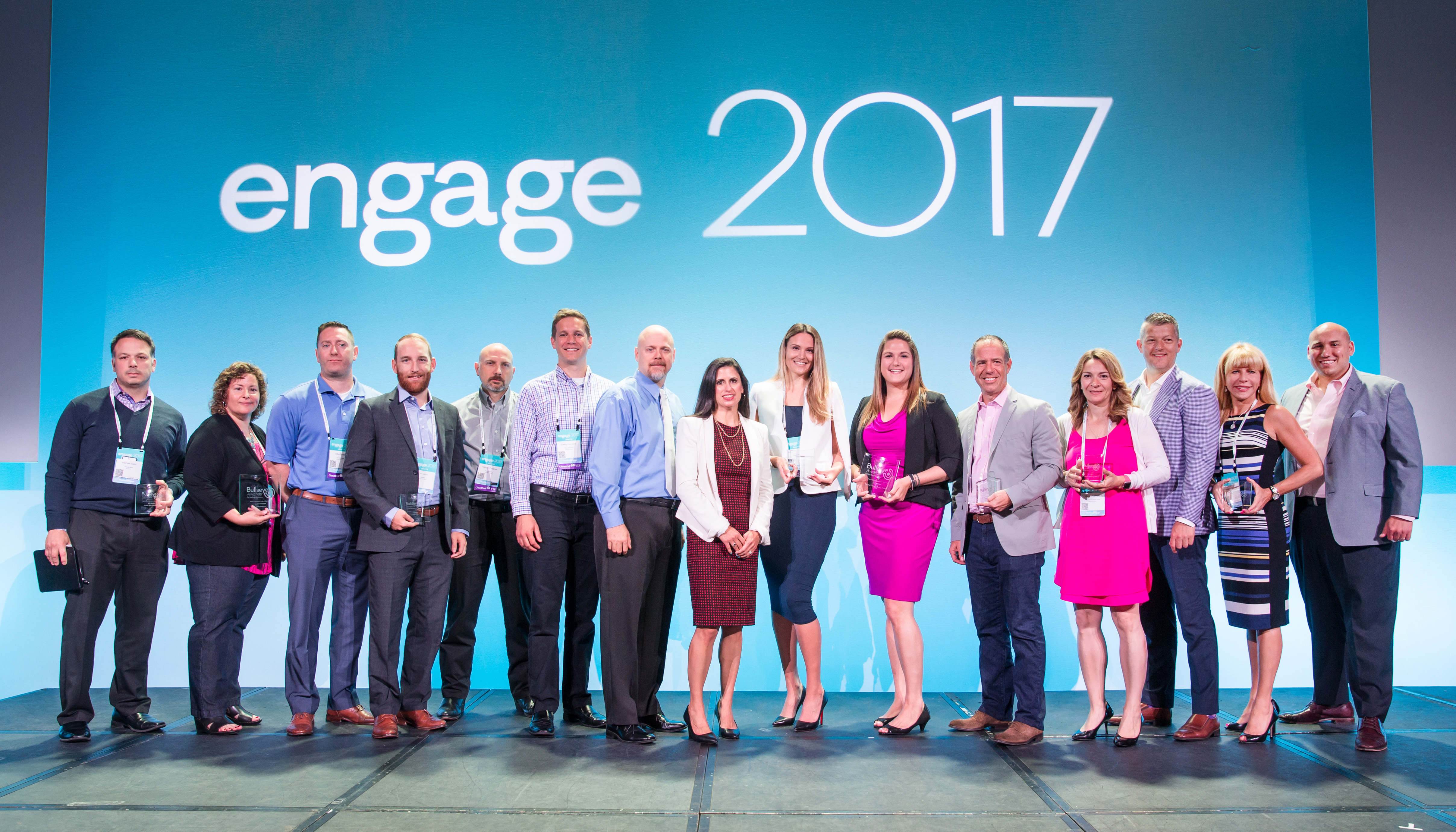 Bullseye Awards Engage 2017