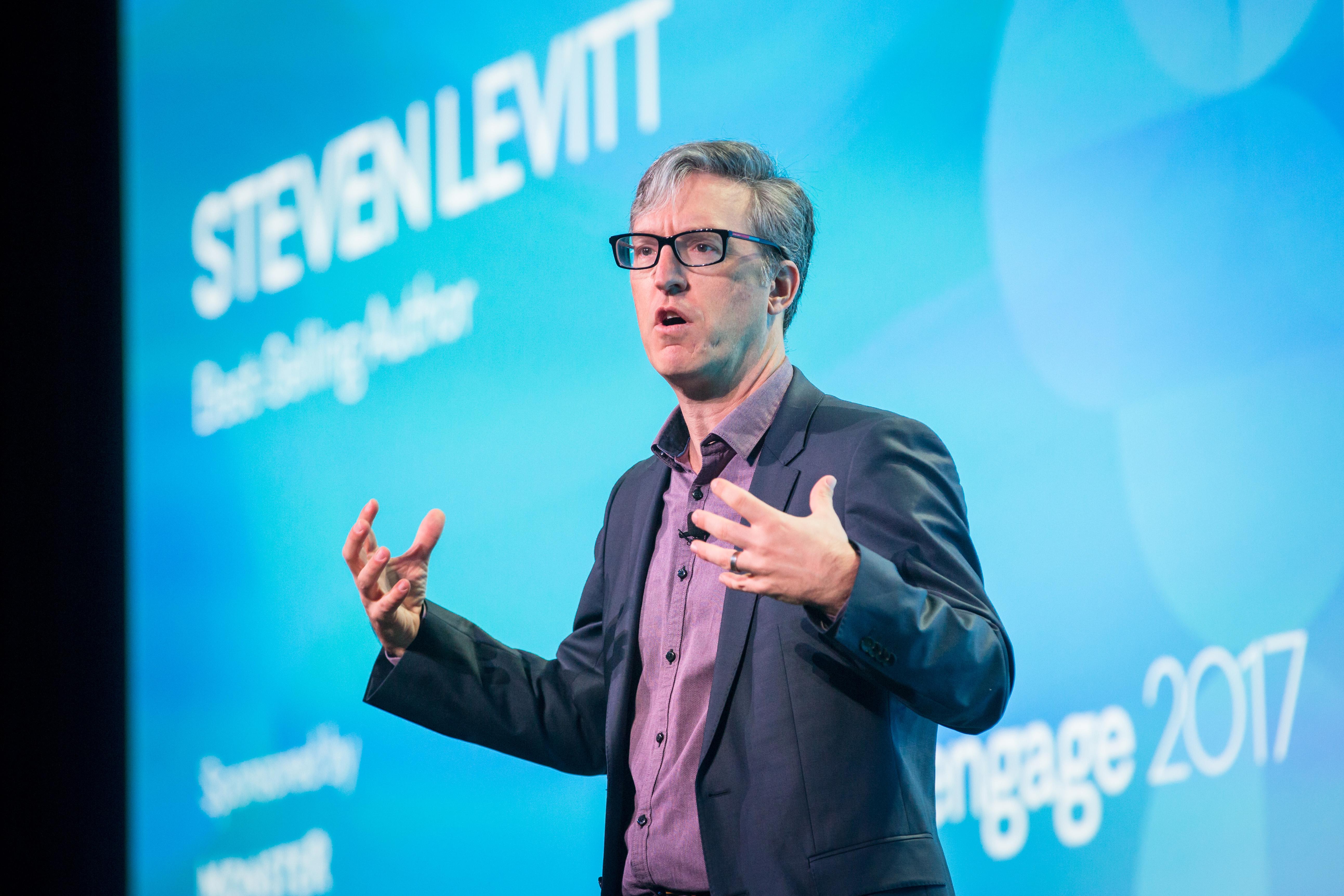 Steven Levitt Bullhorn Engage