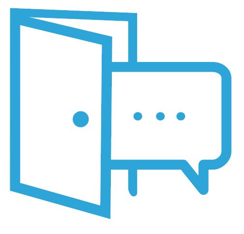 open sms icon