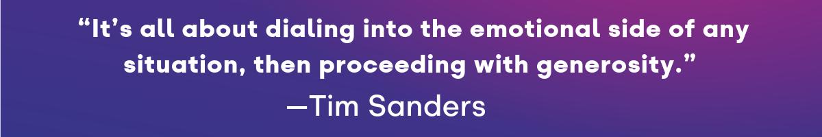Engage Boston Tim Sanders