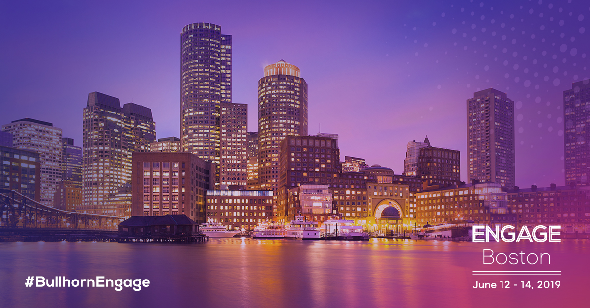 Bullhorn Engage Boston