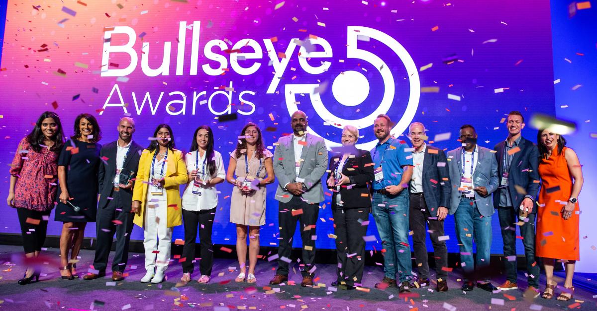 Bullseye Awards Engage Boston