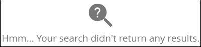 no_results_Bullhorn