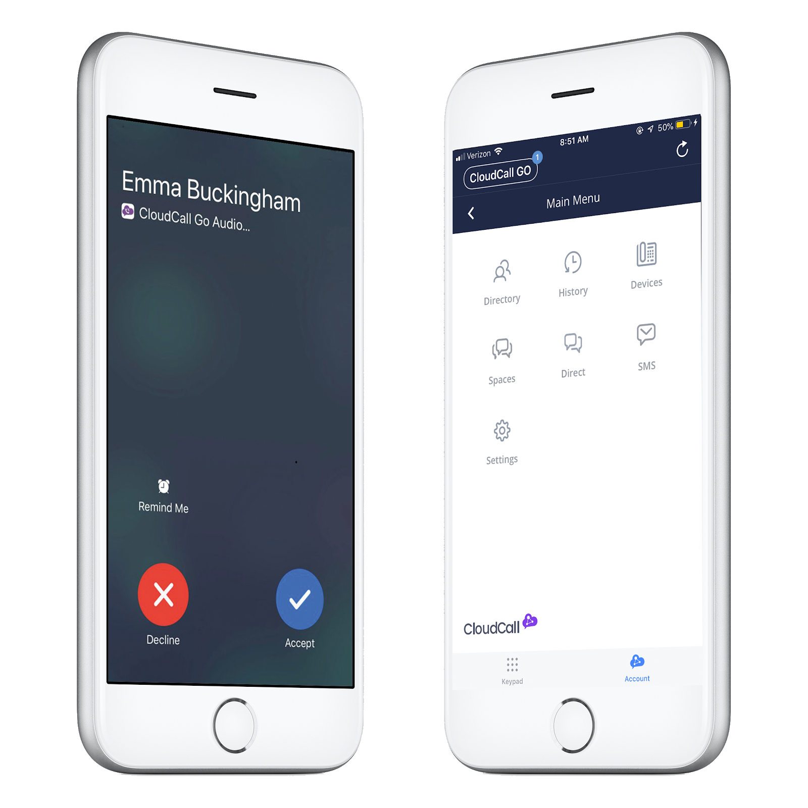 Integrated Communication CloudCall Go