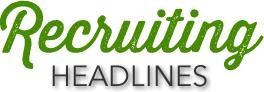 Recruiting Headlines