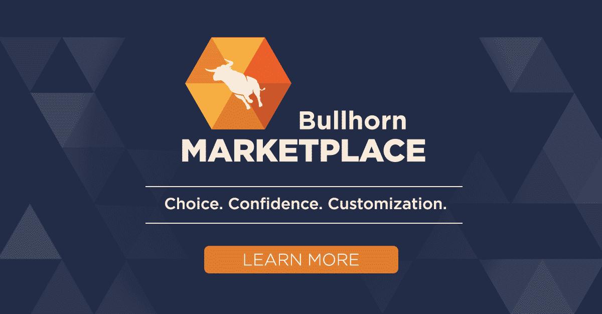 bullhorn marketplace