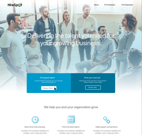 hirespot-dribbble