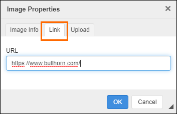 how to upload email signature bullhorn