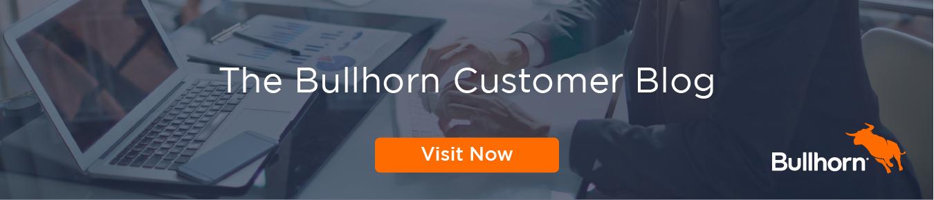 Customer Blog